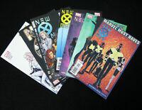 NEW X-MEN Lot of 6 Marvel Comic Books (Vintage 2002-2004) Graphic Novels