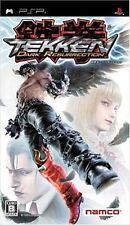 Used PSP Tekken Dark Resurrection SONY PLAYSTATION JAPAN IMPORT
