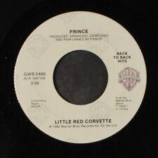 Prince: Little Red Corvette / 1999 45 (re) Rock & Pop