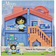 Hasbro Playskool Moon and Me - Take & Go Play House Set & Pepi Nana - 18 Months+