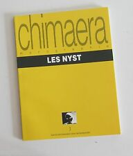 Chimaera monographie Les nyst