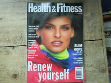 HEALTH AND FITNESS JANUARY 1993