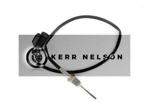 Exhaust Temperature Sensor fits VOLVO V50 545 1.6D D4164T Kerr Nelson 8699532