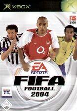Microsoft Xbox Spiel - FIFA Football 2004 mit OVP