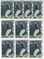 x30 MICHAEL KOPECH 2019 Bowman Baseball Rookie Card RC Logo lot/set White Sox 75