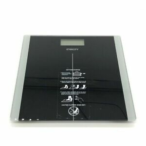 Digital Bathroom Scale with Step-On Technology,  up to 400Lbs Body Weight
