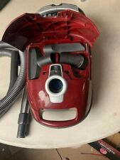 Miele Complete C3 Pure Red Powerline Bagged Cylinder Vacuum (MLE10995580)