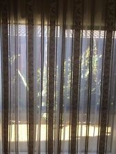 New Large High Quality Sheer Curtain