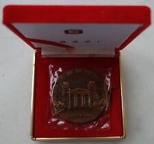 1995China Medal 38th ANNI of the east Silver students into Shanghai mint copper