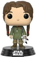 FUNKO POP! STAR WARS: ROGUE ONE W2 - YOUNG JYN ERSO [New Toy] Vinyl Figure