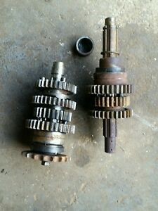 Honda CB900F Gearbox parts