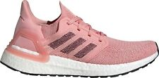 adidas Ultra Boost 20 Womens Running Shoes - Pink