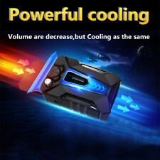 Chiller Air Extracting Cooling Fan Laptop CPU Cooler Notebook Dissipate Heat