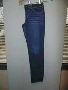 American Eagle Jeans ~ Size 10 ~ Skinny Straight ~ Super Stretch ~ (31 x 31)