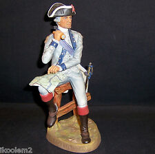 Hn2752 Royal Doulton Soldiers of the Revolution - Major, 3rd New Jersey Regiment