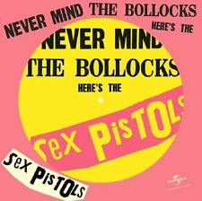 SEX PISTOLS Never mind the Bollocks - LP / Picture Vinyl - RSD 2015