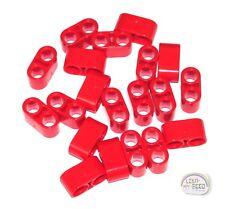 LEGO Technic - 20 x 2L Liftarms - Red - New - (NXT, Mindstorm, EV3)