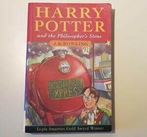 Harry Potter 1 and the Philosopher's Stone / Stein der Weisen Englisch Rowling