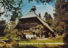 Heimatmuseum Hüsli , Grafenhausen-Rothaus ,Ansichtskarte