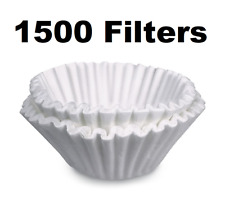 Coffee Filters for BUNN GRX-W GRX-B 10 Cup Velocity Brew 1500 Pack