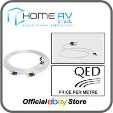 QED Signature Revelation Speaker Cable - Price Per Metre - UN-Terminated QE1340