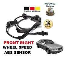 Para Kia Magentis 05/2001 > 2.0 2.5 V6 Nuevo Frontal Derecho Rueda Velocidad ABS