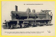cpa France SNCF LOCOMOTIVE des Chemins de Fer du NORD French Engine Conducteur