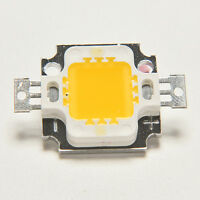 1 PC 10W Warm White High Power 30Mil SMD Led Chip Flood Light Bead CA