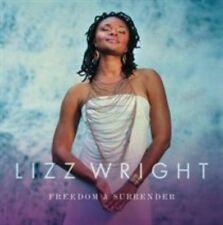 WRIGHT, LIZZ - FREEDOM & SURRENDER NEW VINYL RECORD