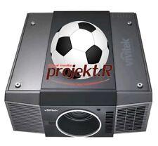 VIVITEK D8010W like NEC PX700W 1280x800, 8000 Lumens,  3G HD SDI board + lens