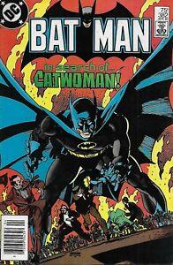 Batman Comic 382 Copper Age First Print 1984 Doug Moench Rick Hoberg DC .