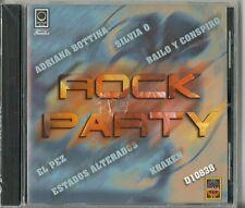 Rock Party Bottina Silvia O El Pez Kraken Bailo Y Conspiro Latin Music CD