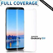 Full Screen Cover 3D Plastic Film Protector Samsung Galaxy S9 Quick Delivery