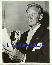 "David Brian Promo Photograph ""Timberland Preacher"" Crossroads ABC-TV 1956"