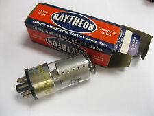 NOS NIB RAYTHEON 6SD7GT RADIO TUBE