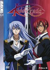 Kiddy Grade - Vol. 6 ( Anime auf Deutsch ) von Keiji Goto ( Samurai Girl ) NEU