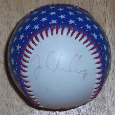 Jim Chamblee Autographed Baseball - Baby Ruth (Louisville Bats); 2003
