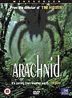 Arachnid DVD (2002)
