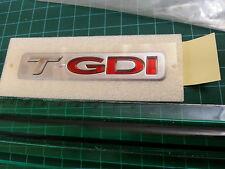 Fit For 2011 2012 KIA OPTIMA K5  trunk rear T-GDI Emblem Genuine Parts