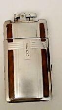 Vintage Ronson Cigarette Holder / Lighter, Brown Finish, See Description