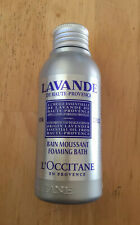 L'Occitane Lavender LAVANDE Foaming Bath Travel Size 100ml