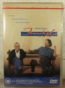 French Kiss DVD Meg Ryan Movie - Kevin Kline - Region 4 Australia