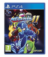 Video Game PS4 Megaman 11 PS4 Video Game Brand New Sealed Sony PlayStation 4
