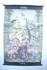 Tokyo Disneyland Nightmare Before Christmas/Haunted Mansion Wall Scroll