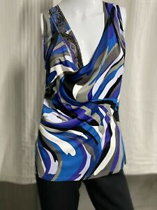 Emilio Pucci ladies designer top