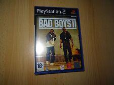 Bad Boys 2  Sony PlayStation 2  NEW SEALED pal