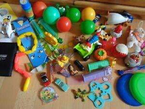 **ca. 50 verschiedene Geschenke für Spiele/Mitgabe ** Kindergeburtstag **