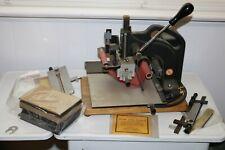 Kingsley M-101 Hot Foil Stamping Embossing Machine