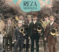 Reza - Moonless (2011 CD) Digipak (New & Sealed)