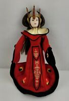 Vintage Star Wars Queen Amidala Padme Doll Collectible Rare Episode 1 Hasbro